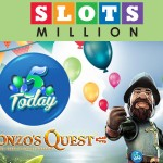 best casino bonuses slots million