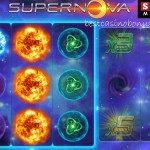supernova slot machine free spins