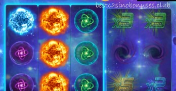 Get up to 400 free spins for playing Supernova slot machine
